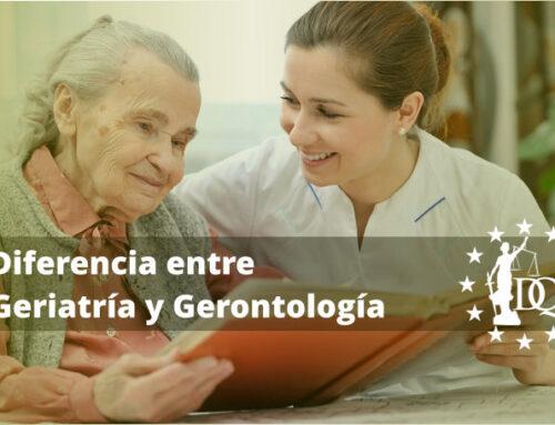 ¿Cuál es la Diferencia entre Geriatría y Gerontología?   Gestión Sanitaria